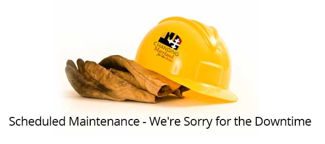 Scheduled Maintenance - Sorry for the Downtime